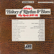 V.A. - History Of Rhythm & Blues Volume 1: The Roots 1947-52