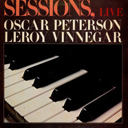 Oscar PetersonLeroy Vinnegar - Sessions, Live