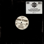 Gang Starr - Nice Girl, Wrong Place