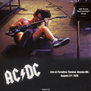 AC/DC - Paradise Theater Boston MA, August 21st 1978