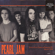 Pearl Jam - Live at Civic Center in Pensacola, FL, March 9th 1994