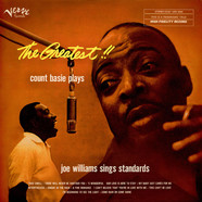 Count Basie - The Greatest! Count Basie Plays...Joe Williams Sings Standards