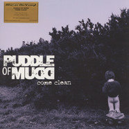Puddle Of Mudd - Come Clean Black Vinyl Edition