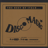 V.A. - The Best Of Italo... Discomagic