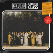Pulp - Different Class Peach Vinyl Edition
