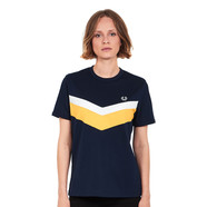 Fred Perry - Chevron Ringer T-Shirt