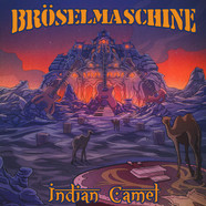 Bröselmaschine - Indian Camel Colored Vinyl Edition