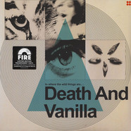 Death & Vanilla - To Where The Wild Things Are Colored Vinyl Edition