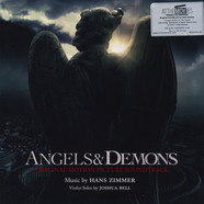 Hans Zimmer - OST Angels & Demons Black Vinyl Edition