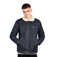 Edwin - Deck Jacket Granite Denim, 13.5 oz