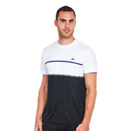 Lacoste - Run Resistant Ultra Dry Pique T-Shirt