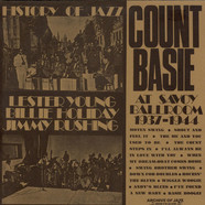 Count Basie - At Savoy Ballroom 1937-1944