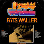 Fats Waller - I Grandi Del Jazz