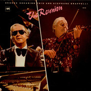 George Shearing Trio And Stéphane Grappelli - The Reunion