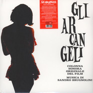 Sandro Brugnolini - Gli Arcangeli Colored Vinyl Edition