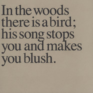 Olaf Nicolai - In The Woods There Is A Bird …