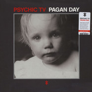 Psychic TV - Pagan Day Red Vinyl Edition