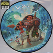 V.A. - OST Vaiana Picture Disc Edition