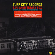 Tuff City Records presents - The Old School Years Volume 1 : 1982 - 1986