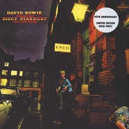 David Bowie - The Rise And Fall Of Ziggy Stardust And The Spiders From Mars Gold Vinyl Edition