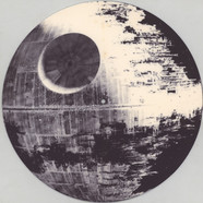 Star Wars - Deathstar Glow In The Dark Slipmat