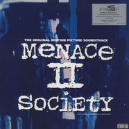 V.A. - Menace II Society Black Vinyl Edition