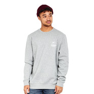 X-Large - Walking Ape Crewneck Fleece Sweater
