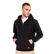 Brixton - Longman 1/2 Zip Hood Fleece