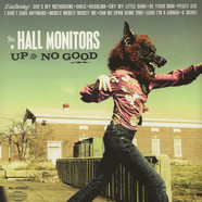 Hall Monitors - Up To No Good Black Vinyl Edition