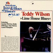 Teddy Wilson - Lime House Blues - American Jazz & Blues History – Vol. 187