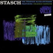 The Prestige Blues-Swingers Featuring: Coleman Hawkins - Stasch