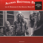 Allman Brothers Band, The - Warehouse in New Orleans March 20th 1971