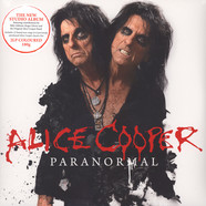 Alice Cooper - Paranormal Colored Vinyl Edition