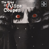 Alice Cooper - The Eyes Of Alice Cooper Silver Vinyl Edition