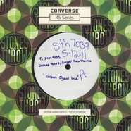 James Pants / Mayer Hawthorne - Green Eyed Love / Thin Moon Test Pressing
