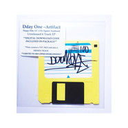 Dday One - Artifact EP - Floppy Disk
