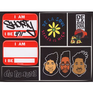 De La Soul - De La Sticker Sheet