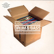 Nicky Blackmarket - Blackmarket Presents: Drum & Bass