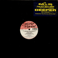 M&S Presents The Guy Next Door - Deeper (The Unreleased Remixes)