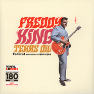 Freddy King - Texas Oil - Federal Recordings 1960-1962