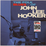 John Lee Hooker - The Folk Blues Of