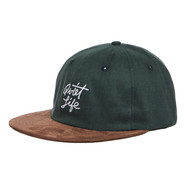 The Quiet Life - Cursive Polo Hat