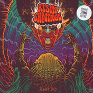 Risn Sabotage - Planet Dies Colored Vinyl Edition
