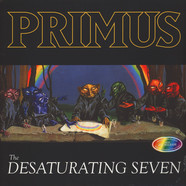 Primus - The Desaturating Seven Colored Vinyl Edition