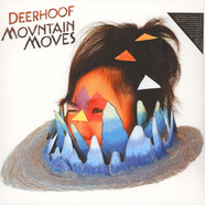 Deerhoof - Mountain Moves Black Vinyl Edition