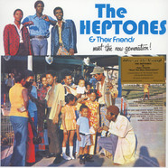 Heptones, The & Their Friends - Meet The Now Generation! Orange Vinyl Edition