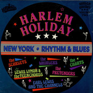 V.A. - Harlem Holiday : New York Rhythm & Blues Volume Two