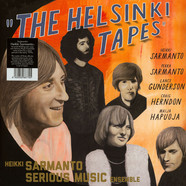 Heikki Sarmanto Serious Music Ensemble - The Helsinki Tapes Volume 2 Black Vinyl Edition