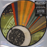 Clutch - Live At The Googolplex Picture Disc Edition