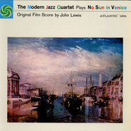 Modern Jazz Quartet, The - OST No Sun In Venice